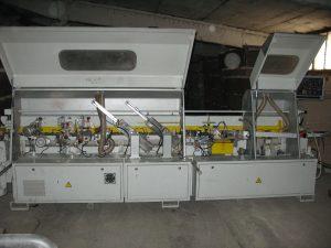 Кромкооблицовочный станок Б/У CEHISA SYSTEM 4P