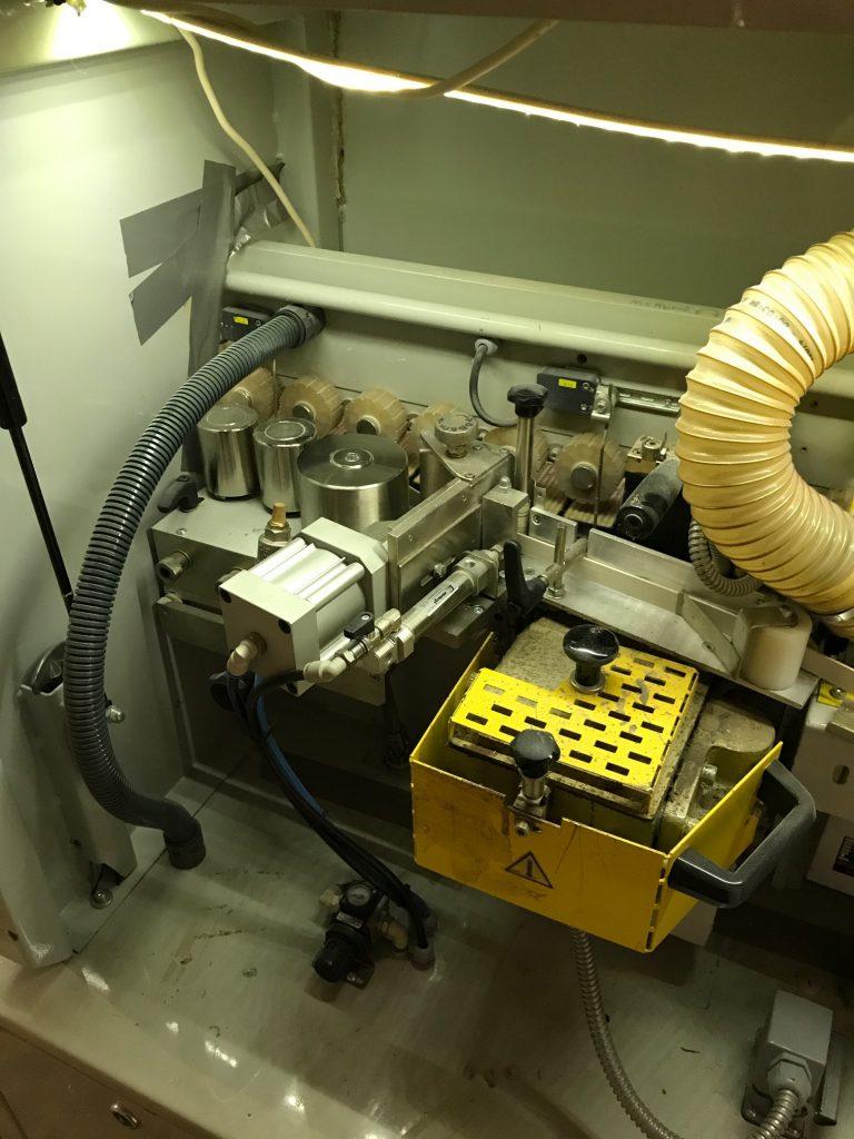 кромкооблицовочный станок CEHISA COMPACT PS